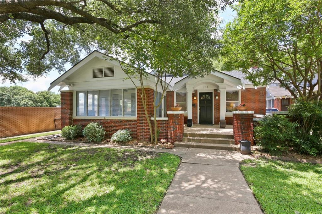 Sold Property | 107 N Rosemont Avenue Dallas, Texas 75208 0