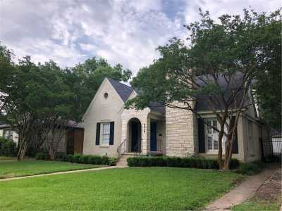 Sold Property | 6318 Malcolm Drive Dallas, Texas 75214 1