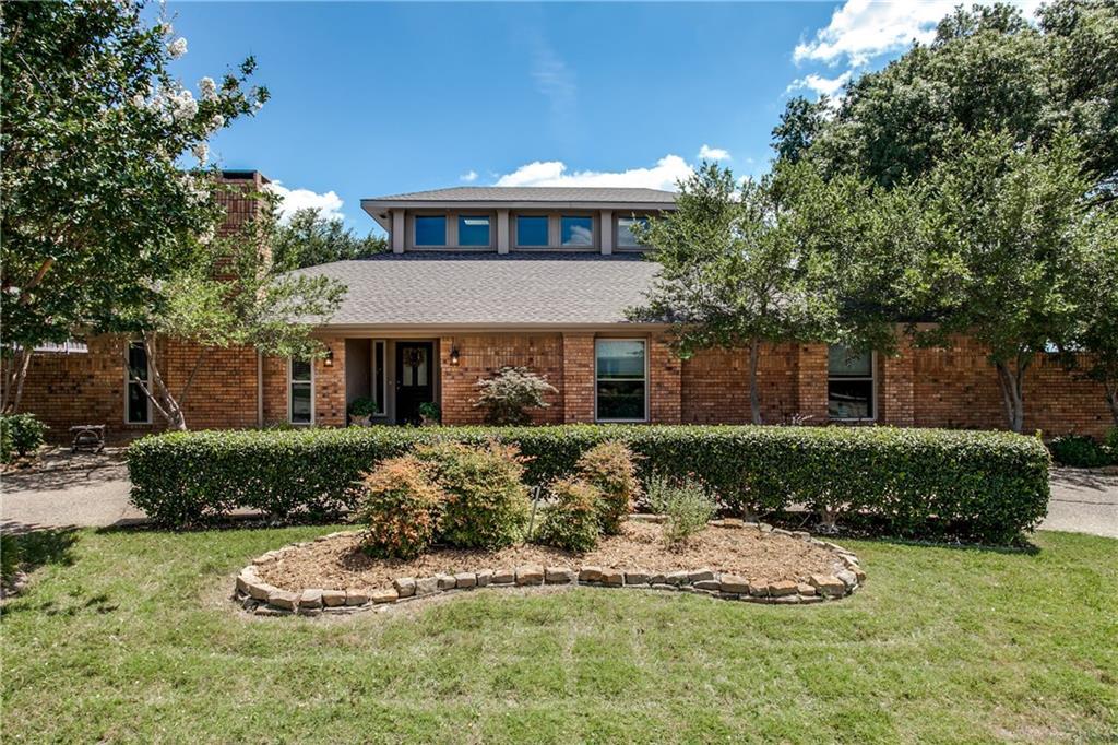 Sold Property | 7606 Queens Garden Drive Dallas, Texas 75248 0