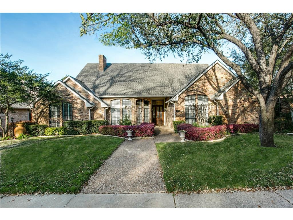 Sold Property | 17819 Lost View Road Dallas, Texas 75252 0