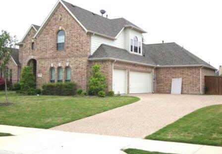 Sold Property   1200 Monticello Drive Prosper, Texas 75078 0